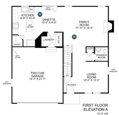 building our first home florence florence floor plan building our ryan homes florence elevation l our florence