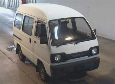 Suzuki Carryvan Suzuki Carry Photo Suzuki Carry 02 Jpg Motoburg