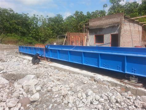 Jual Jembatan Timbang jembatan timbang jual loadcell