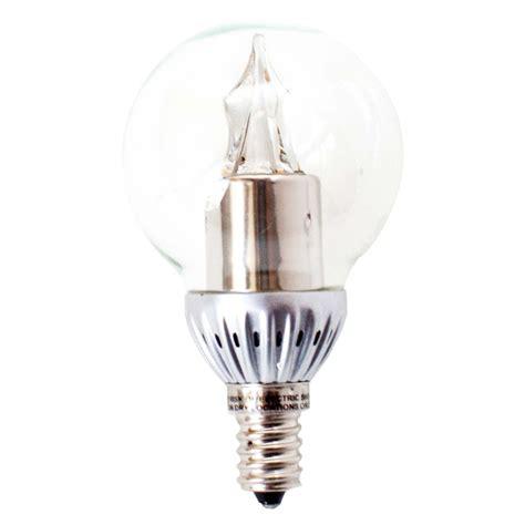 Shop Utilitech Pro 4 Watt 25w Candelabra Base Warm White Candelabra Base Led Light Bulb