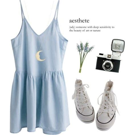 cute summer dresses polyvore outfits   perfect