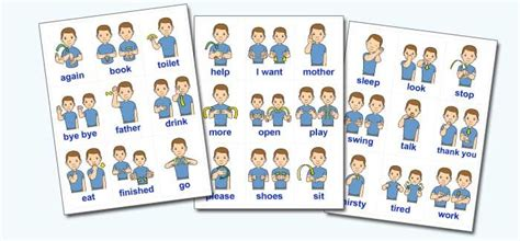 printable flashcards for sign language printable sign language flash cards ideas for future use