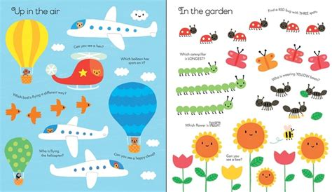 Usborne Book Of Things To Spot Out And About Board Book 1 book of things to spot out and about at usborne children s books