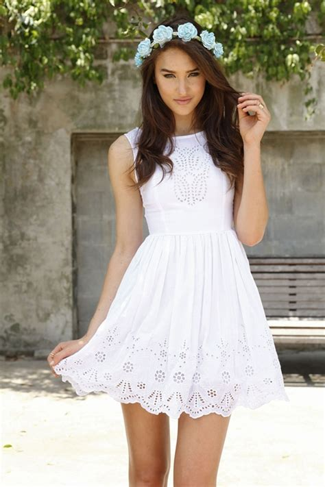 girl s 40 glorious vision of girls in white dress