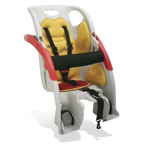 reclining baby seat 2011 copilot limo reclining bike child seat rear rack
