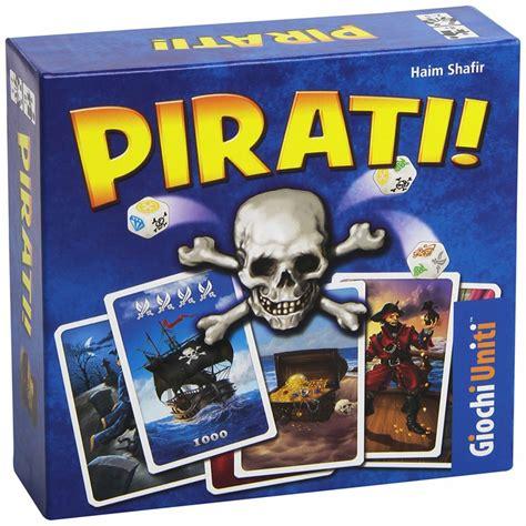giochi da tavolo per bambini di 8 anni pirati giochi uniti for