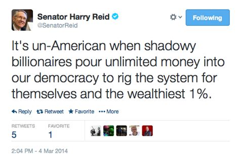 unhinged harry again calls the unhinged harry again calls the koch brothers un
