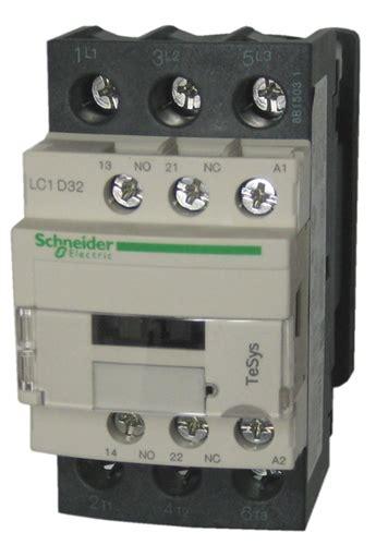 Lc1d23 lc1d32 schneider electric telemecanique 32 contactor