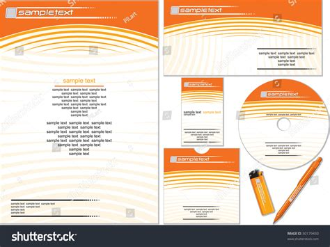 Business Card Ad Template by Orange Business Template Editable Blank Envelope Stock