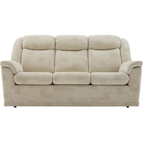 G Plan Milton 3 Seater Sofa In Fabric At Smiths The Rink