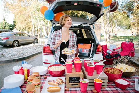 game  tailgate party guide evite