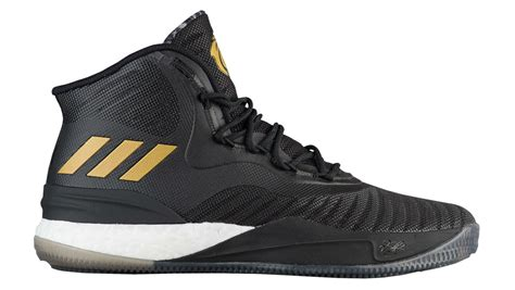adidas d rose 8 adidas d rose 8 black gold white release date cq1618