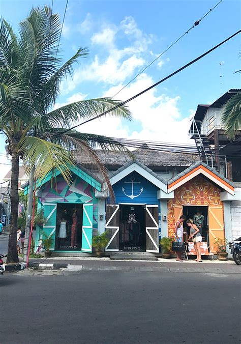 boat shed bali travel guide where to eat sleep shop in bali