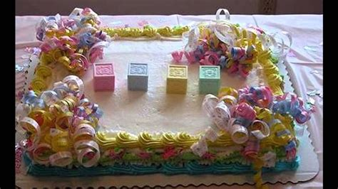 Simple Baby Shower Ideas by Best 25 Simple Baby Shower Cakes Ideas On