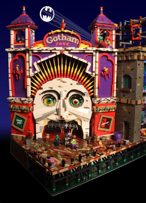 joker s fun house jawdropping joker s fun house made of legos