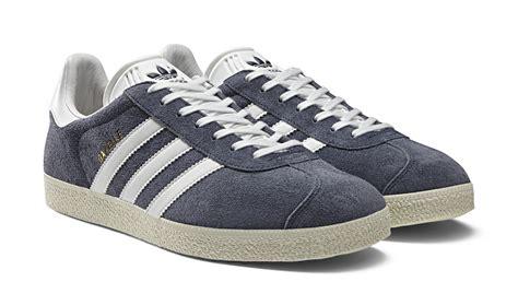 Adidas Original Gazelle adidas gazelle relaunch classic terrace shoe revived in