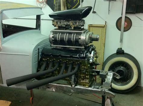 bmw m70 supercharger 1928 willys whippet tudor sedan with a supercharged bmw