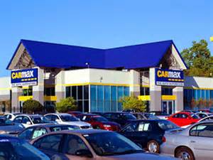 Carmax South Carmax Retail Store Identity Consulting Environments
