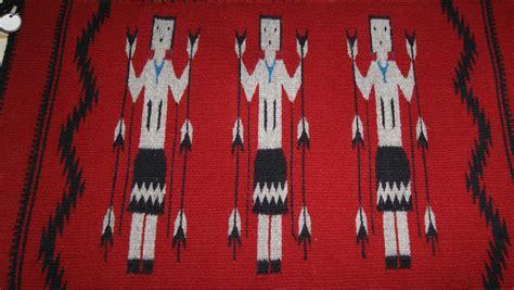 yei navajo rug yei navajo weaving by gloria hardy