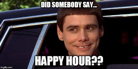 Happy Hour Meme - happy hour on friday 4 14 at bar louie