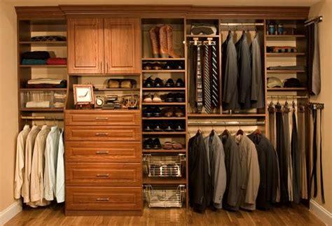 mens closet organizing men s closets closets