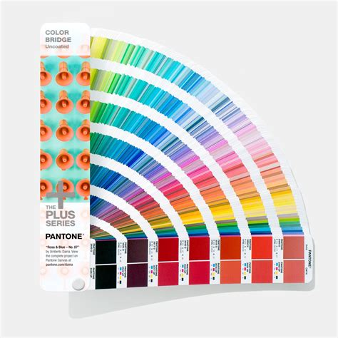 pantone color bridge uncoated color inspiration