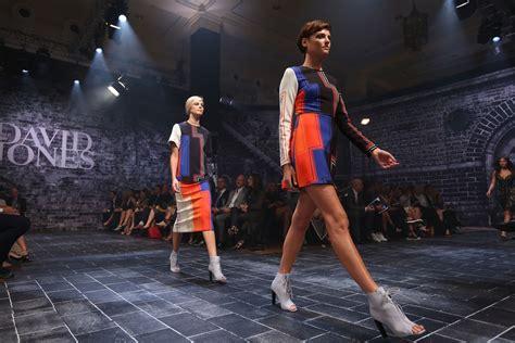 Next Launch Fashion Runway by David Jones A W Fashion Launch Runway Zimbio