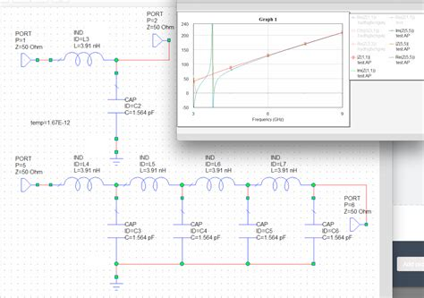 inductor using transmission line inductor lumped model 28 images modeling the q factor for accurate lumped element filter