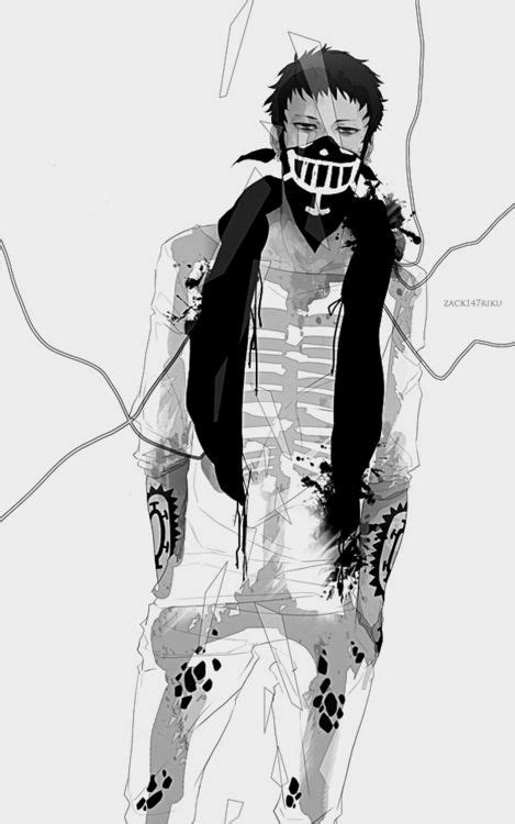 Jaket Anime Onepiece E 16 43 best images about one trafalgar on