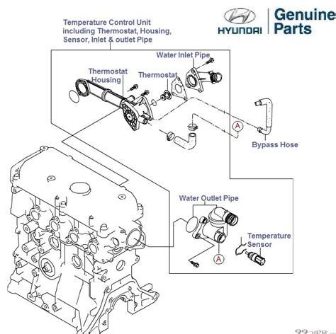 Motor Radiator Hyundai Matrix Radiator Fan Cooling Murah hyundai getz prime 1 1 petrol thermostat water pipes