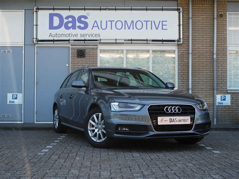 Audi Service Kosten by Audi A4 Avant 07 2015 Ingevoerd Uit Duitsland