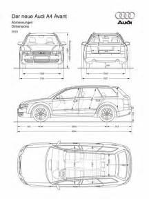 audi a4 interior dimensions 2017 2018 best cars reviews