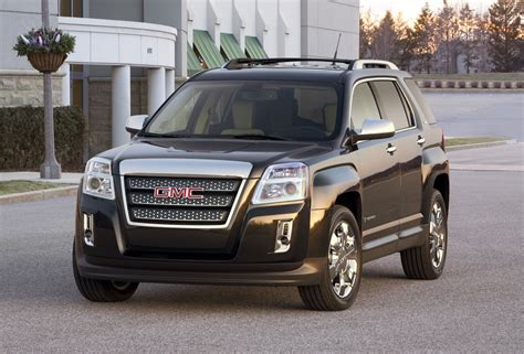 new gmc cars cars gmc terrain 2011