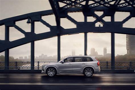 Volvo Modelljahr 2020 by Volvo Xc90 Zum Modelljahr 2020 Aufgewertet Volvo Car