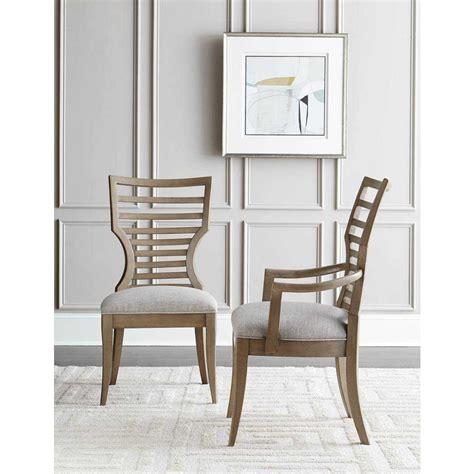 stanley furniture dining chairs stanley furniture virage basalt dining arm chair sl6966170