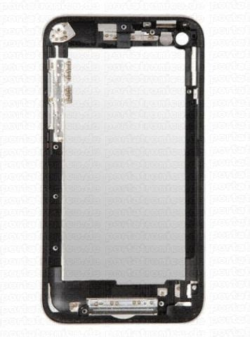 Ipod Touch 4g Rückseite Polieren by Ipod Touch 4g Geh 228 Use Backplate Mit Rahmen In