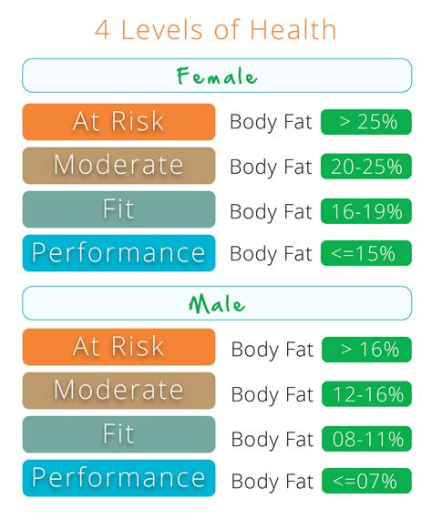healthy fats range forget bmi focus on your percentage macdonald