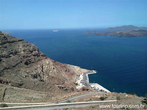 porto santorini dicas de viagem ilha de santorini fourtrip