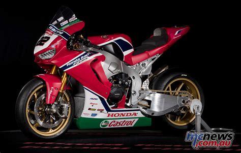 Jason O Halloran Honda Racing 2018 Bsb Fireblade