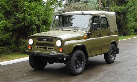 Foreign Jeep Popular Models Russian Suvs Crossovers And