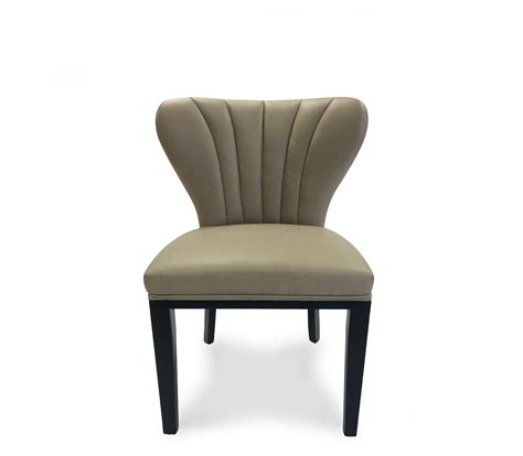 Chesterton Chair by Chesterton Fluted Back Dining Chair Style Matters