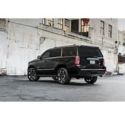 GMC Yukon Denali Ultimate Black Edition Is The