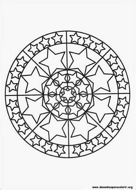 Atividades dos anos iniciais : Mandala