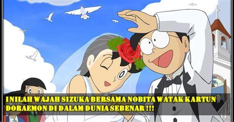 film pendek doraemon versi vietnam oh inilah dia wajah sizuka bersama nobita watak kartun