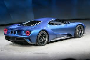 ford all new cars 2017 ford gt with 600 horsepower 2017 2018 best cars