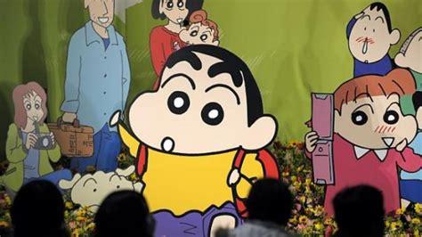 film kartun anak sinchan kartun crayon shin chan bakal kena sensor tribunnews com