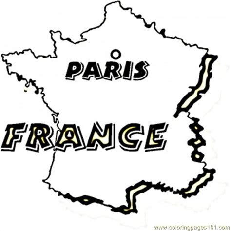 coloring pages france paris countries gt france free