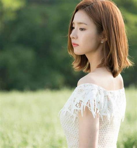 model rambut pendek korea wanita galeri kata