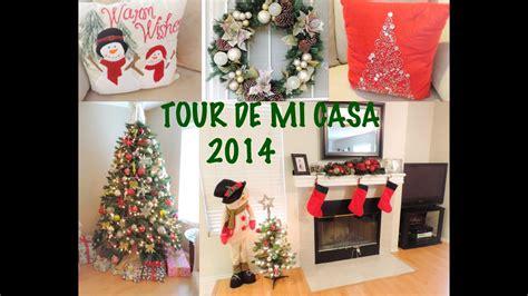 tips para decorar la casa en navidad tour de mi casa y ideas de decoracion para navidad youtube