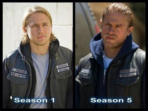 sons of anarchys jacksons hair jax will always be extremely sexy since he s played by an
